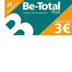 Betotal plus 40 cpr promo