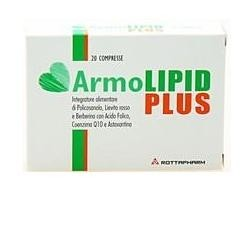 armolipid plus 20 compresse