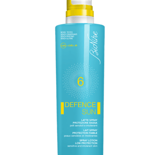 defence sun 6+ latte spray 200 ml