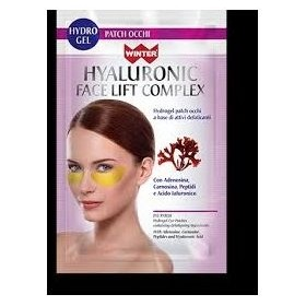 winter hyaluronic face lift complex patch occhi