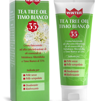 winter tea tree oil e timo 35 % crema