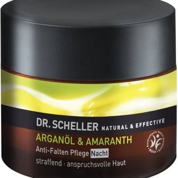 DR SCHELLER ARGAN OIL & AMARANTH  NIGHT