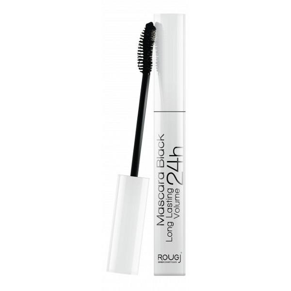 rougj mascara black Long Lasting Volume 24h