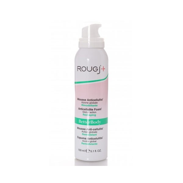 rougj mousse anticellulite azione globale 150 ml